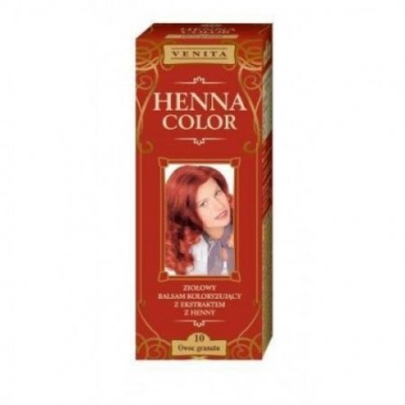 Henna Color Hajesték 10
