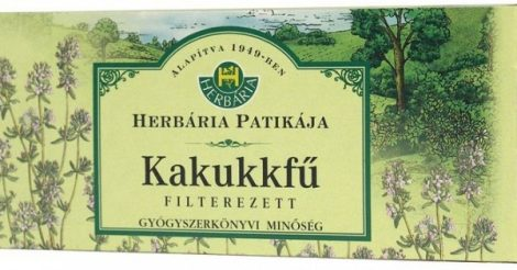 KAKUKKFŰTEA FILT. HERB. 25X