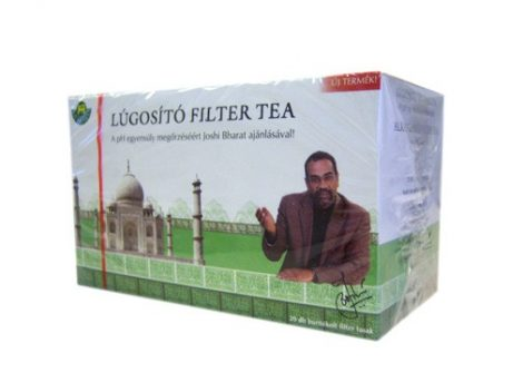 Lúgosító Filter tea 20x