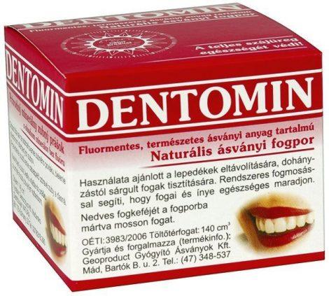 DENTOMIN FOGPOR NATUR 95G