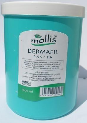 MOLLIS DERMAFIL PASZTA 1KG