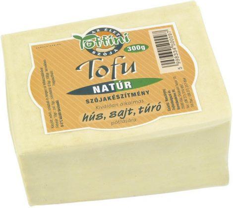 Toffini Tofu Natúr 300g