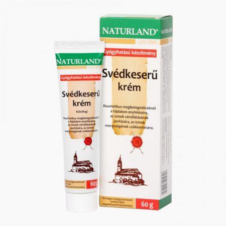 Svédkeserű krém 60g Naturland