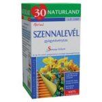 NL.SZENNALEVÉL TEA FILT.25X