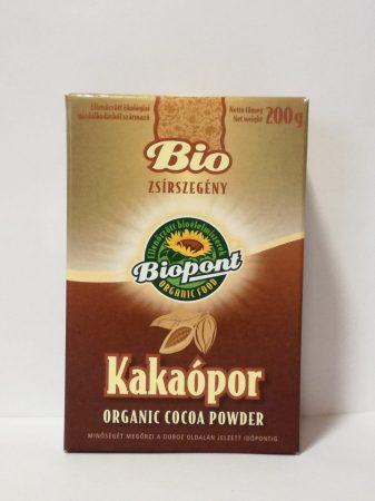 Bio kakaópor Biopont 200g