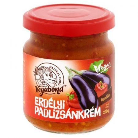 Padlizsánkrém paprikás 200g