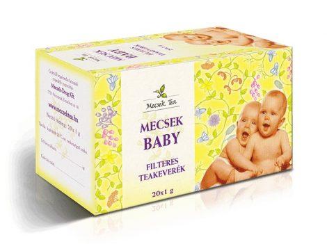 Mecsek Baby filteres tea