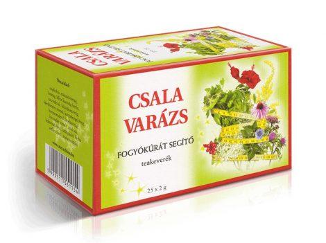 Csala Varázs tea filteres 25x2G