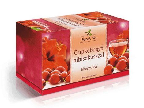 Csipke-Hibiszkusz tea Mecsek