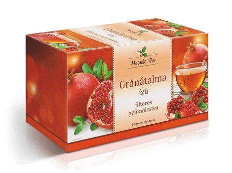 Mecsek Gránátalma ízű tea