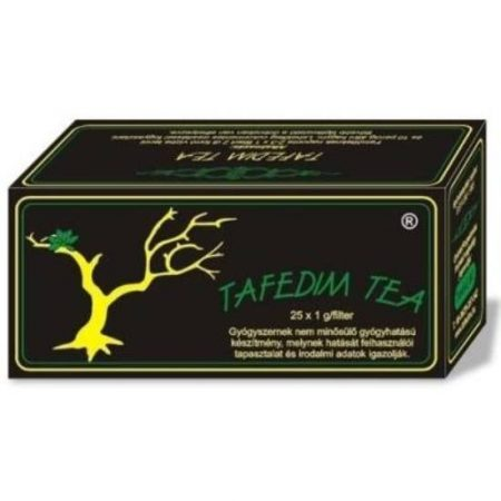 TAFEDIM TEA 25X