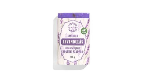 Levendula növényi szappan 110g