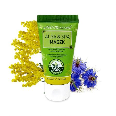 ALGA-SPA MASZK 50ML NAT038