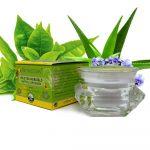 Zöld tea napp.krém SPF12 50ml