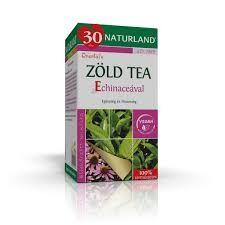 Zöld tea Echinaceával 20x