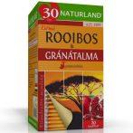 NL.ROOIBOS+GRÁNÁTALMA TEA 20X