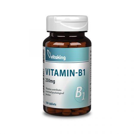 VITAMIN B1 100MG 60X
