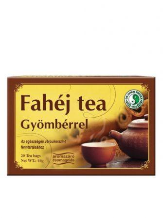 FAHÉJ+GYÖMBÉR TEA FILT.20X ORIENT HERB