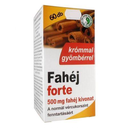 FAHÉJ FORTE KAPSZ. 60X