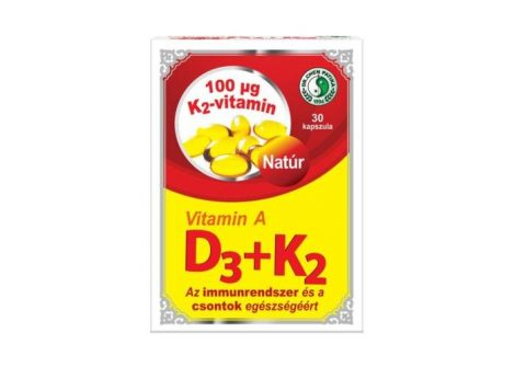 A D3 K2 VITAMIN 30X