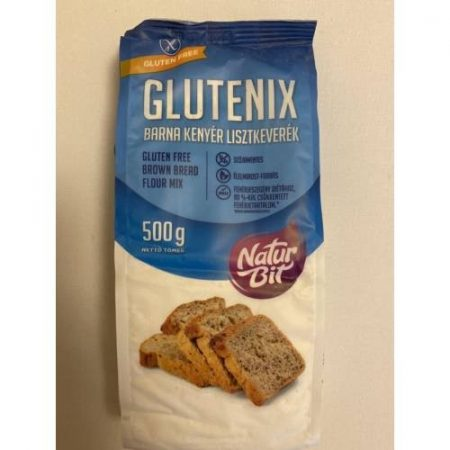 Barna kenyér 500g Glutenix