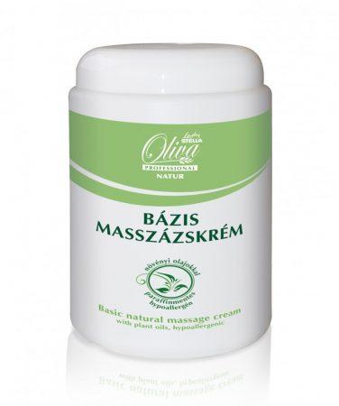 Olíva Bázis Masszázskrém 1l