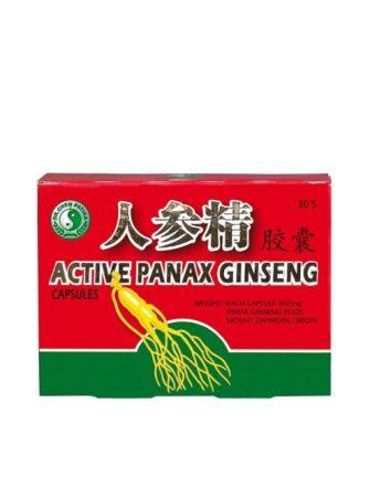 PANAX GINSENG ACTIV KAPSZ.30