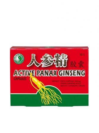 Active Panax Ginseng 30x