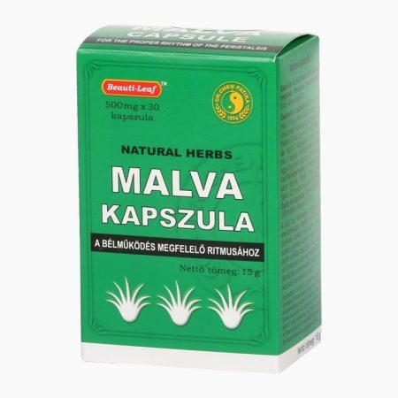 Mályva tea kapszula 30x