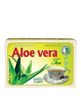 Aloe Vera Zöld tea 20x