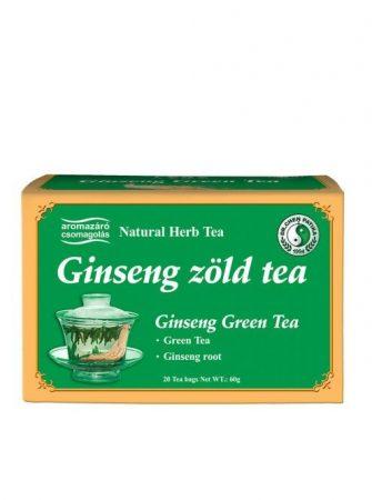 Panax ginseng Zöld tea