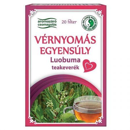 LUOBUMA TEA FILT.20X2G