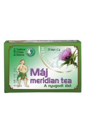Máj Meridián Tea 20x
