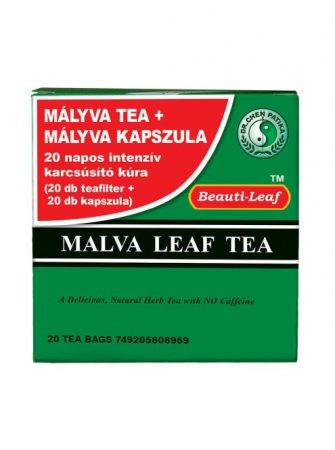 Mályva tea + mályva kapszula