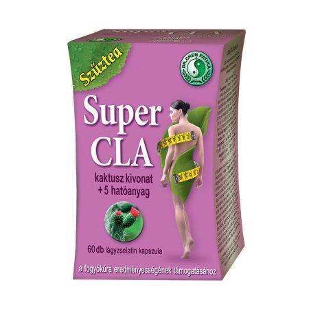 Szűztea Super CLA 60x