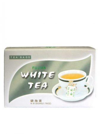 FEHÉR TEA FILT.25X