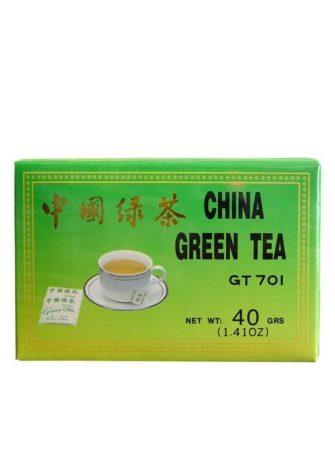 Kínai Zöld tea 20x