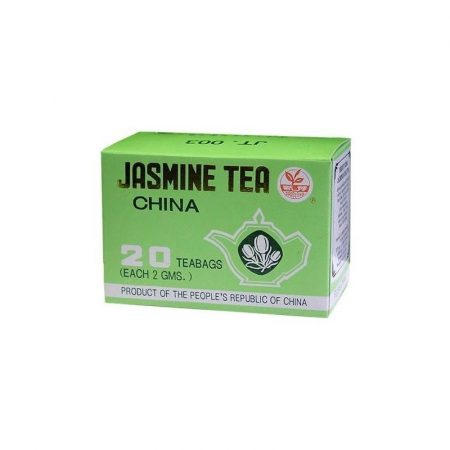 Kínai jázminos zöld tea 20x