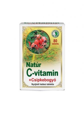 C-Vitamin 1200mg 80x Dr.Chen