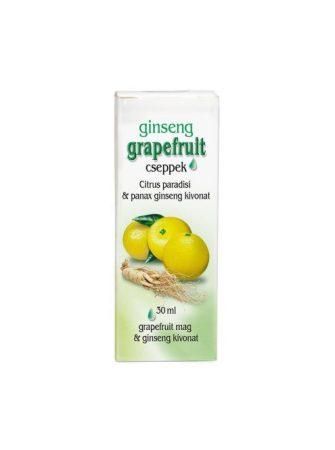 grapefruit magkivonat+ginseng 30ml